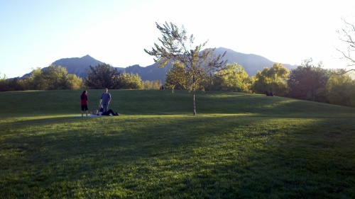 Scott Carpenter Park, Boulder, Colorado